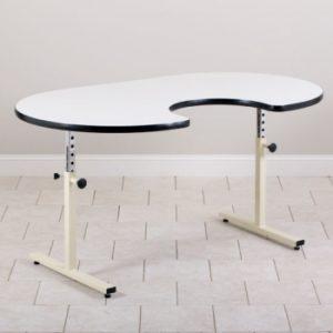 โต๊ะทำงานแบบปรับสูงต่ำได้ / Adjustable desk