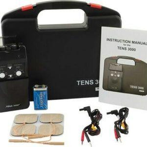 เครื่องกระตุ้นไฟฟ้าลดปวด แบบพกพา TENS 3000 / Stimulator, Portable TENS 3000