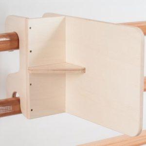 อุปกรณ์แก้ไขกระดูกสันหลังคด กระดานดันสะโพก / Spine support